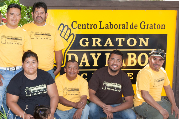 Immigrant Day Labor Centers